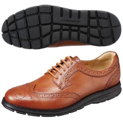 ムーンスター メンズファッション 紳士靴 ワールドマーチ ビジネス WM3077 キャメル MOONSTAR WM3077-CAMEL
