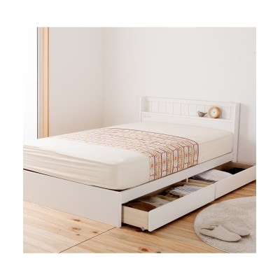 多サイズ展開収納ベッド 収納付きベッド, 収納ベッド, Beds(ニッセン、nissen)