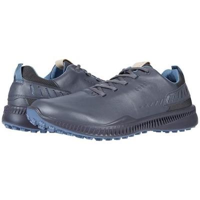 エコー S-Hybrid Hydromax メンズ スニーカー 靴 シューズ Magnet Yak Leather