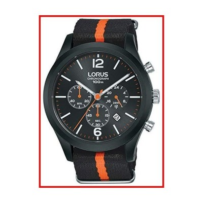Lorus Sport Man Mens Analog Quartz Watch with Nylon Bracelet RT347HX9