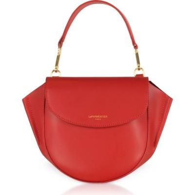 ル パルマンティエ Le Parmentier レディース ショルダーバッグ バッグ Astorya Leather Mini Bag w/Shoulder Strap Red dragon