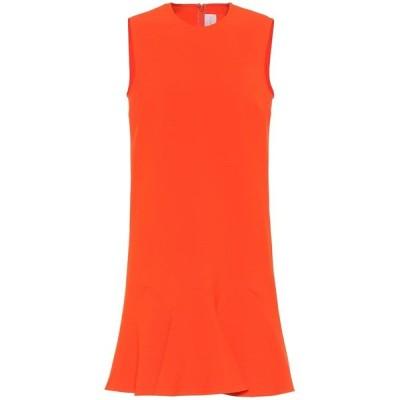 ヴィクトリア ベッカム Victoria Victoria Beckham レディース ワンピース ミドル丈 ワンピース・ドレス stretch-jersey midi dress Flame Red