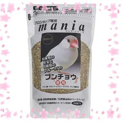 mania(マニア) プロショップ専用 ブンチョウ 1L