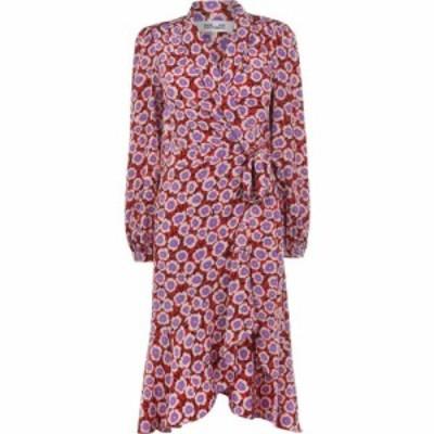 ダイアン フォン ファステンバーグ DIANE VON FURSTENBERG レディース ワンピース ラップドレス ワンピース・ドレス Carla 2 Wrap Dress