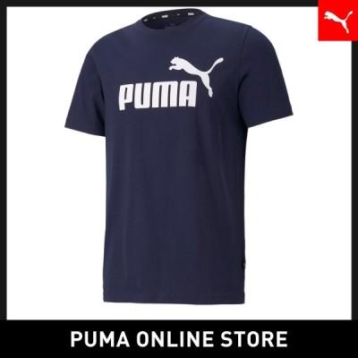 『8/1 全品10倍+会員5倍』プーマ メンズ 半袖Tシャツ PUMA ESS ロゴ Tシャツ