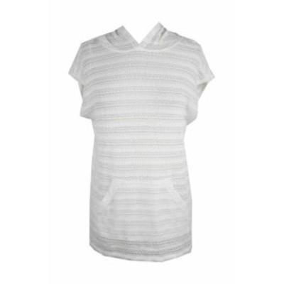Vince ヴィンス ファッション トップス Vince camuto white. hood sleeveless sweater xxs