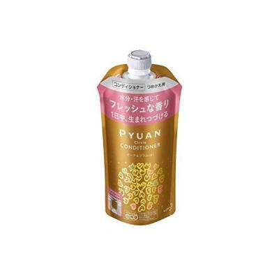 PYUAN(ピュアン) メリットピュアン サークル (Circle) ピーチ&プラムの香り コンディショナー つめかえ用 340ml tsu