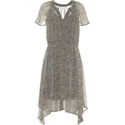 ベルベット グラハム&スペンサー Velvet レディース ワンピース ワンピース・ドレス belen leopard-print dress Leopard
