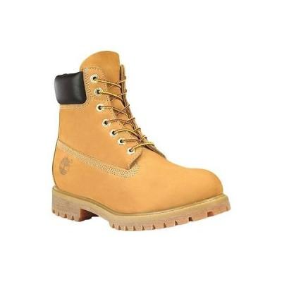 """ブーツ ティンバーランド Timberland C10061-9 Gent's Wheat Nubuck Leather Boots, 6""""H, 9 Size"""