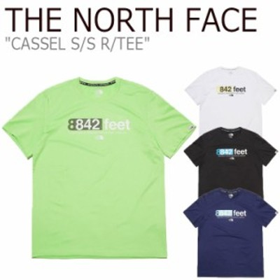 ノースフェイス Tシャツ THE NORTH FACE CASSEL S/S R/TEE カッセル ショートスリーブ ラウンドTEE 全4色 NT7UL05J/K/L/M ウェア