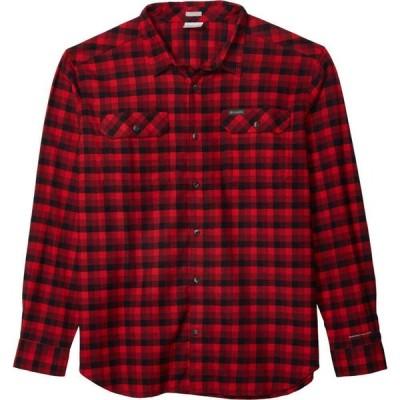 コロンビア Columbia メンズ シャツ トップス Flare Gun Stretch Flannel Red Jasper Grid Plaid