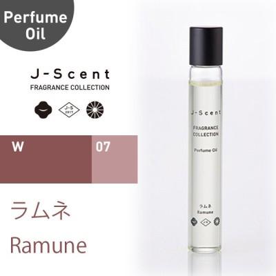 和の香水『 J-Scent ジェイセント 』パフュームオイル ラムネ / Ramune 10ml