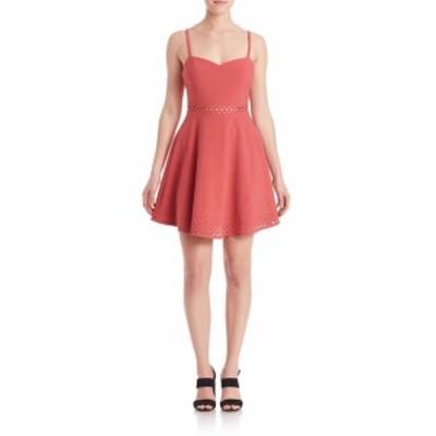 ライクリー レディース ワンピース Laser-Cut Neilson Dress