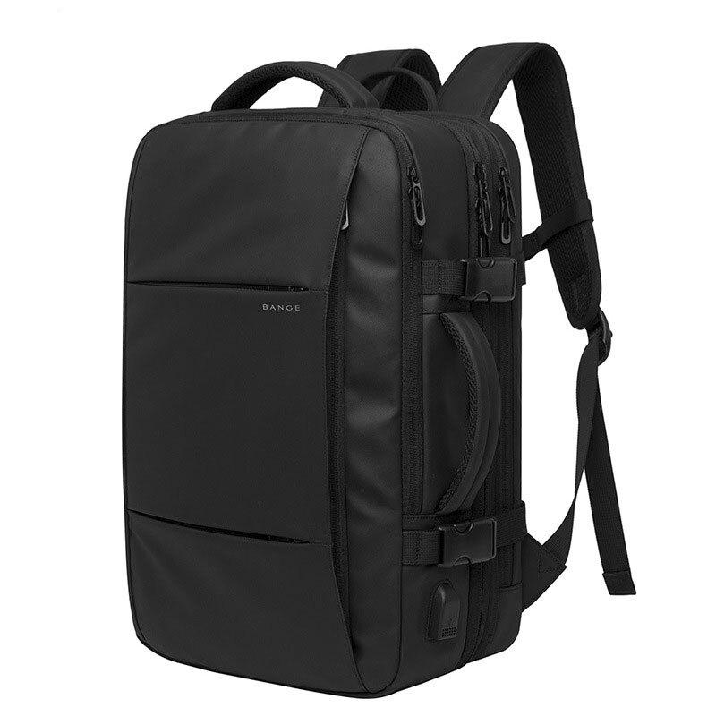 15.6吋筆電旅行後背包-超大容量旅行後揹包-可加大有旅行夾層-適合4-7天旅行-現貨+預購-免運 台南自取