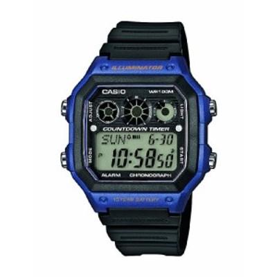 腕時計 カシオ メンズ Casio Collection Men's Watch AE-1300WH-2AVEF