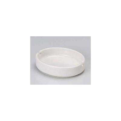 ロ744-317 白楕円灰皿