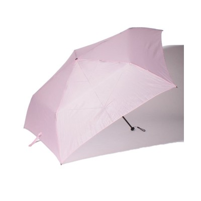 (estaa/エスタ)estaa(エスタ)AIRSLIM 超軽量らくらく開閉折りたたみ傘 55cm/レディース ペールピンク