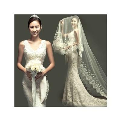 ウェディングドレス、二次会、ロングドレス、ウエディングドレス、マーメイドライン、トレーンラインhs003