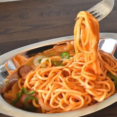 生パスタ ソフトスパゲティ 4食セット(158g-4袋) 粉末トマトソース付き 生パスタ