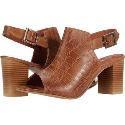 ローパー Roper レディース シューズ・靴 Mika Croco Tan Embossed Leather