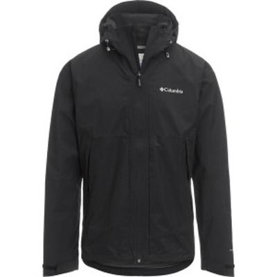 コロンビア メンズ ジャケット・ブルゾン アウター Evolution Valley Jacket Black