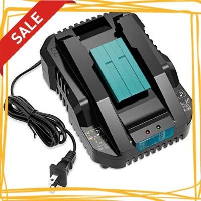 マキタ 充電器 18v バッテリー対応 マキタ互換充電器 小型 DC18RC マキタ14.4vバッテリー対応 BL1860 BL1830 BL1860b BL1830b