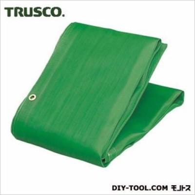トラスコ(TRUSCO) ソフトメッシュシートα幅1.8mX長さ3.6m緑 GN 385 x 255 x 63 mm Gm1836A
