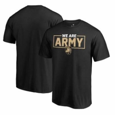 Fanatics Branded ファナティクス ブランド スポーツ用品  Fanatics Branded Army Black Knights Black We Are Icon T-Shirt