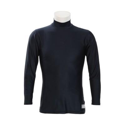 (s.a.gear/エスエーギア)エスエーギア/メンズ/ストレッチ長袖アンダーシャツ 一般/メンズ ネイビー