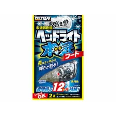 磨き塾 ヘッドライトガチコート プロスタッフ S132
