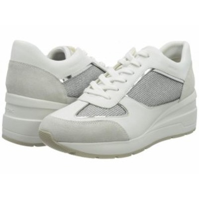 Geox ジオックス レディース 女性用 シューズ 靴 スニーカー 運動靴 Zosma 11 D028LA Light Grey/White【送料無料】
