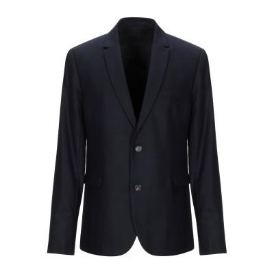 ハーモニー・パリス HARMONY Paris テーラードジャケット ダークブルー 46 ウール 100% テーラードジャケット