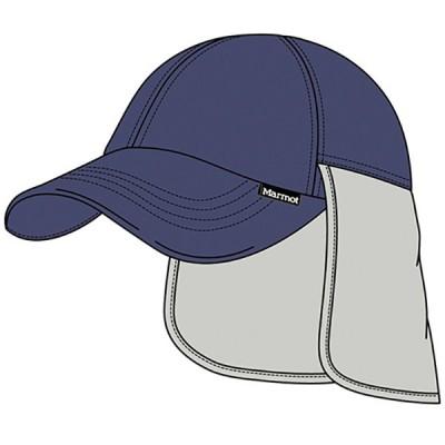 マーモット Marmot SUNSCREEN SHADE CAP アウトドア  キャップTOARJC36-SNV