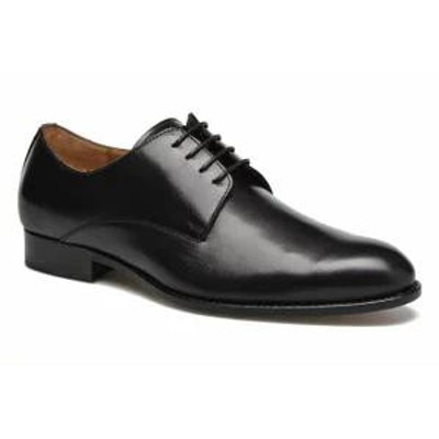 Marvin&co メンズシューズ Marvin&co Lace-up shoes Marvin&co Naust Black River Nero