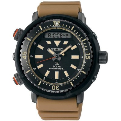 セイコー SEIKO 腕時計 海外モデル PROSPEX PADI SOLAR DIVER'S プロスペックス ソーラー ダイバー SNJ029P1 メンズ