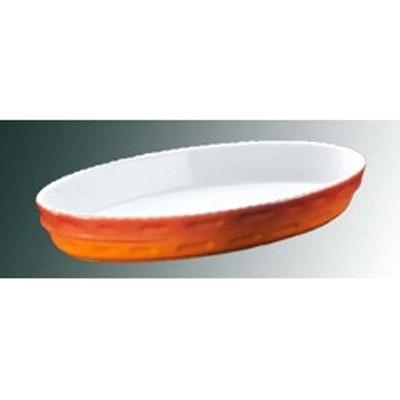 ロイヤル(ROYALE) ROYALE ロイヤル スタッキング小判 グラタン皿 No.240 40cm カラー キッチン用品
