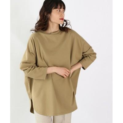 tシャツ Tシャツ ミニウラケミドル丈カットソー 938612