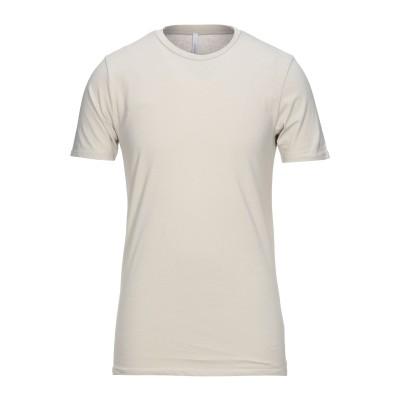 BELLWOOD T シャツ ベージュ 48 コットン 100% T シャツ