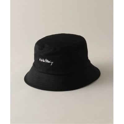 (JOINT WORKS/ジョイントワークス)【ManhattanPortage×Keith Haring】 バケットハット/ユニセックス ブラック