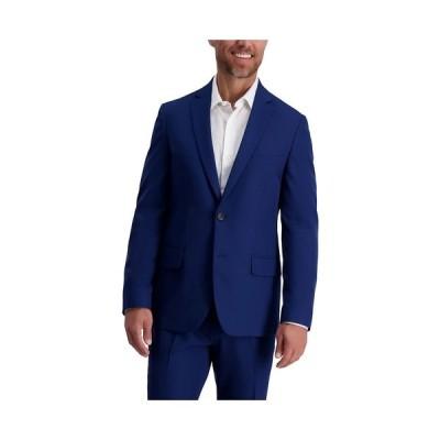 ルイス ラファエル ジャケット&ブルゾン アウター メンズ Stretch Solid Skinny Fit Suit Separate Jacket Blue