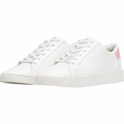 サウザンドフェル Thousand Fell レディース スニーカー レースアップ シューズ・靴 Lace-Up W White/Pink