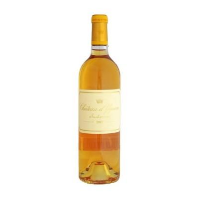 白ワイン wine ボルドー シャトー・ディケム 2007年 750ml
