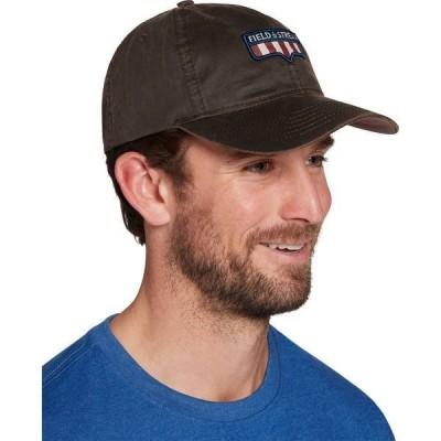 フィールドアンドストリーム メンズ 帽子 アクセサリー Field & Stream Men's Waxed Americana Patch Hat