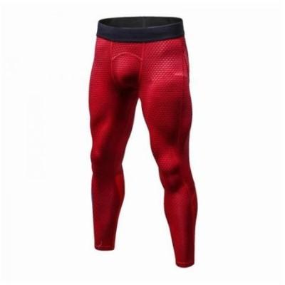 メンズ 衣類  Fitness Compression Sports Tights Pants For Men Jogging Trousers Running Quick Dry Sportswear