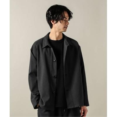メンズ ジャーナルスタンダード 【SLOW】SOLOTEX(R) THERMO CPO シャツジャケット ブラック A L