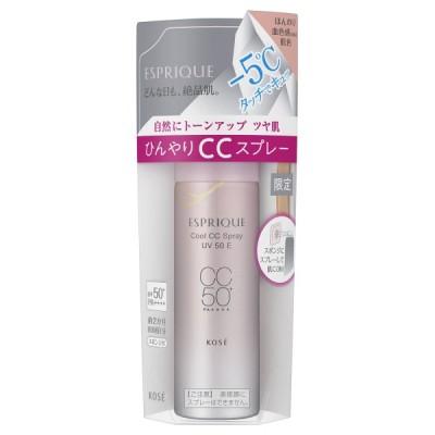コーセー エスプリーク ひんやりタッチ CCスプレー UV 50 E 60g