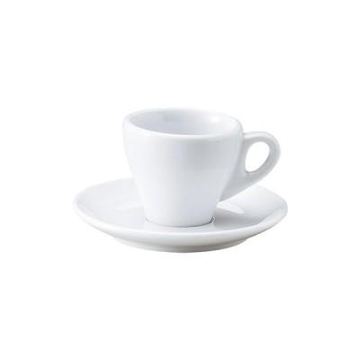 プリートエスプレッソ 洋食器 カップ&ソーサー デミタス 業務用 エスプレッソ シンプル ミニカップ デミタスコーヒー 洋風