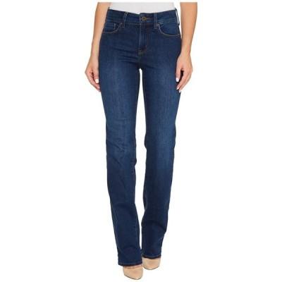 エヌワイディージェイ レディース デニムパンツ ボトムス Marilyn Straight Jeans in Cooper