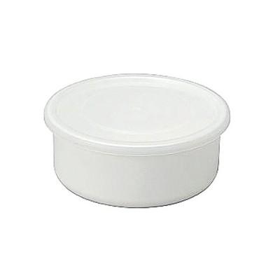 野田琺瑯 White Series ラウンド 16cm RD-16