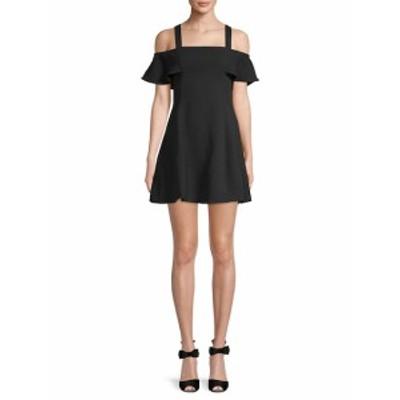 ライクリー レディース ワンピース Bellamy Cold-Shoulder Mini Dress